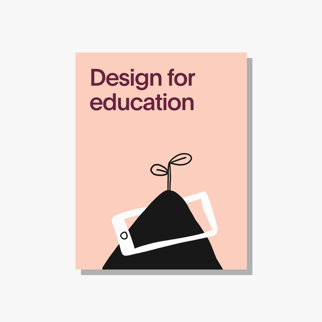 Cover of the Design for education report